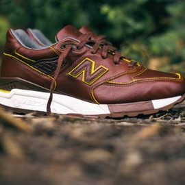 NEW BALANCE - HORWEEN LEATHER × NEW BALANCE M998