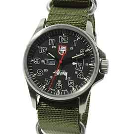 STUSSY  - Stussy x Luminox Field Military Watch