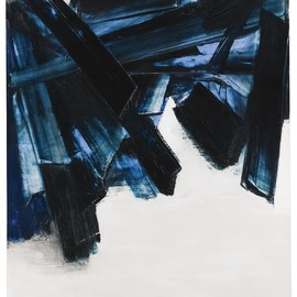 Pierre Soulages - Peinture, 1959, oil on canvas
