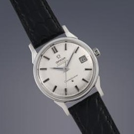 OMEGA - VINTAGE OMEGA CONSTELLATION WATCH STAINLESS STEEL AUTOMATIC *FULL SET*
