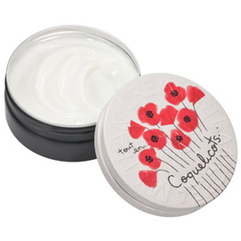 STEAM CREAM - COQUELICOT