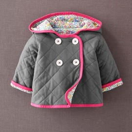 boden - Quilted Jersey Jacket
