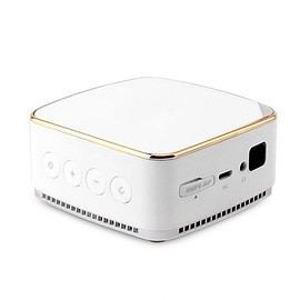 Mini projector #projector - DL-S8+ Mini WiFi DLP LED Projector Android 5.1 1GB+8GB Home Theater