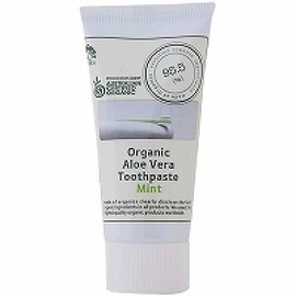 made of Organics - Tooth paste mint