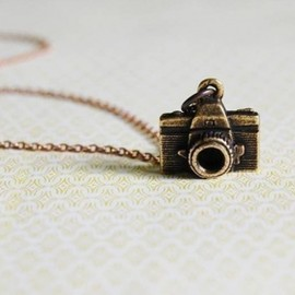 Photographer Necklace