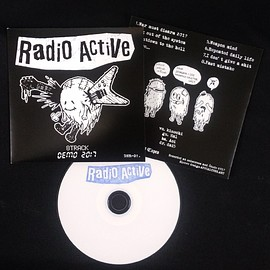 Radio Active - Demo 2017
