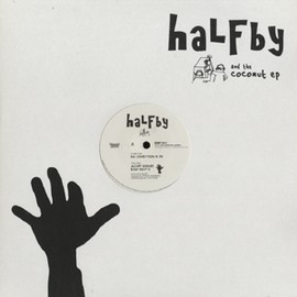 HALFBY - AND-THE-COCONUT-EP