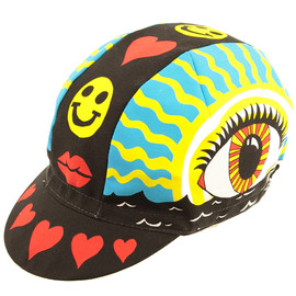 CINELLI - Eye of the storm cycle cap