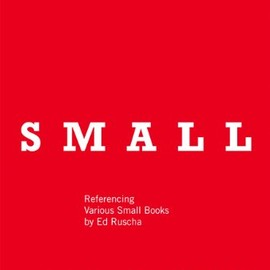 Hermann Zschiegner - VARIOUS SMALL BOOKS: Referencing Various Small Books by Ed Ruscha
