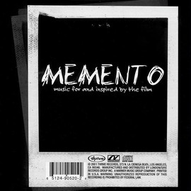 Various Artists - Memento: Music For And Inspired By The Film