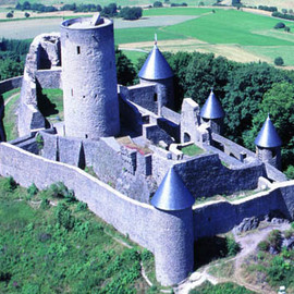 Germany - Nuerburg Castle