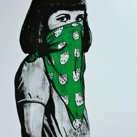 DOLK - Kitty Riot (Green)