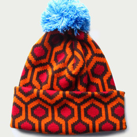 Connoisseur - A winter bobble hat 'THE WEIR OVERLOOK SPECIAL EDITION'