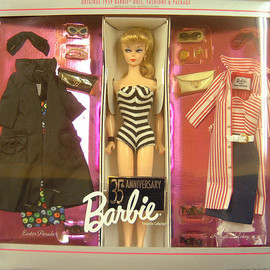 MATTEL - 35th Anniversary Barbie