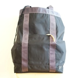 """JACKSON"" 2WAY POUCH PURPLE"