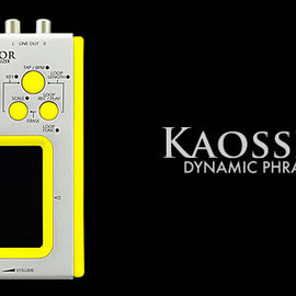 KORG - KAOSSILATOR Dynamic Phrase Synthesizer