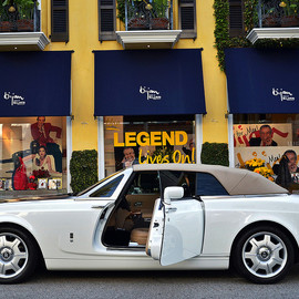 Rolls Royce - Phantom Drophead Coupe