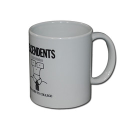 The Official Descendents Online Store - Milo Goes To College: Coffee Mug