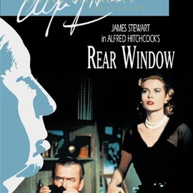 Alfred Joseph Hitchcock - Rear Window