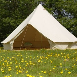 bell tent - 5 metre Ultimate Bell Tent