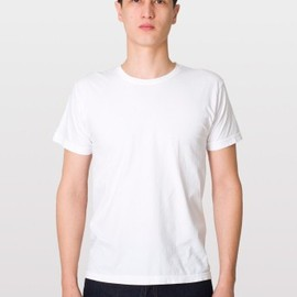 American Apparel - Power Wash Tee
