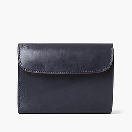 FARO - DUKE BRIDLE LEATHER NAVY