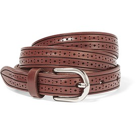 Isabel Marant - Kaylee laser-cut leather belt