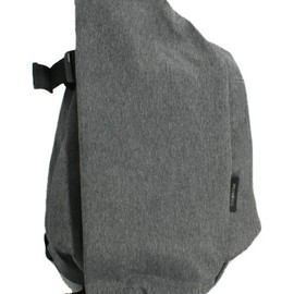 Cote&Ciel - Laptop Rucksack / Charcoal Gray
