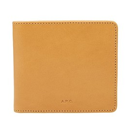 A.P.C. - London Wallet Natural