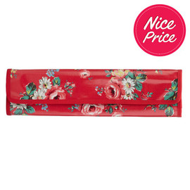 Cath Kidston - Kentish Rose Red Knitting Needle Case