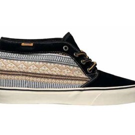 vans - California Nordic Chukka Boot