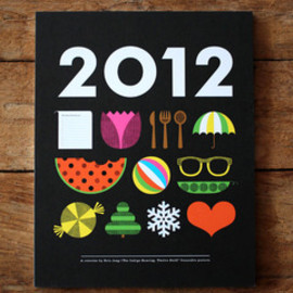 Image of 2012 Icon Calendar