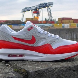 Nike - Air Max 1 Lunar - OG Sport Red