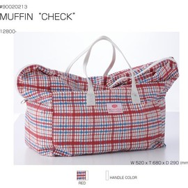 "BAG'n'NOUN - MUFFIN""CHECK"""