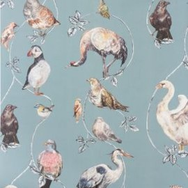 Anthropologie - Flights Of Fancy Wallpaper