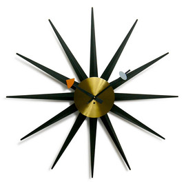 HOWARD MILLER - GEORGE NELSON GIANT STARBURST CLOCK #2230