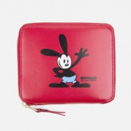 COMME des GARÇONS - oswald the lucky rabbit leather wallet