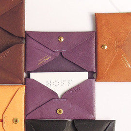HOFF - envelope Card case