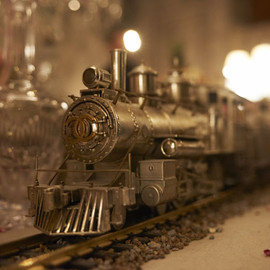 CHANEL - paris bombay express train