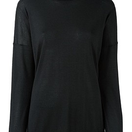 Enföld - loose-fit turtleneck jumper