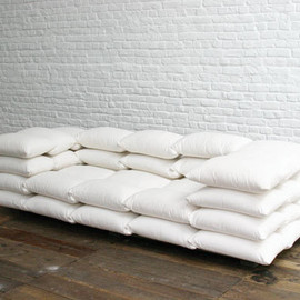 Christiane Hoegner - Cushionized Sofa II