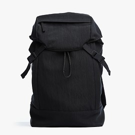 JAMES PERSE - Sequoia Mountain Backpack - Black