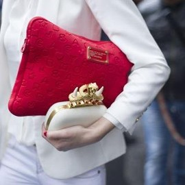 MARC JACOBS - red bag