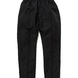 nonnative - OFFICER EASY PANTS POLY TWILL