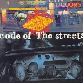 GANG STARR - CODE OF THE STREETS (C