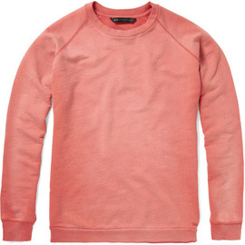 Marc by Marc Jacobs - Washed Cotton Sweater