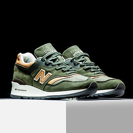 New Balance - M997 - Dusty Olive