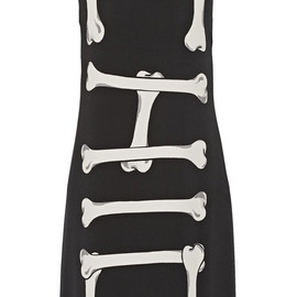 MOSCHINO CHEAP AND CHIC - Chic printed crepe dress