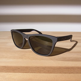オークリー OAKLEY - フロッグスキン frogskins High Grade Collection Gunpowder/Dark Grey