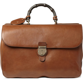 Gucci - Leather Holdall